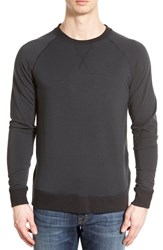 Threads For Thought Men's Threads For Though 'Baseline' Trim Fit Raglan Crewneck Sweatshirt