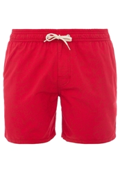 Lightning Bolt Tropical Turtle Bay Swimming Shorts Formula One Red