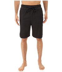 Kenneth Cole Reaction Sleep Shorts Black Men's Pajama