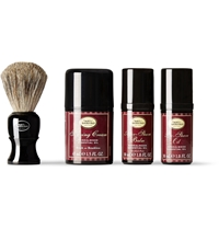 The Art Of Shaving Sandalwood Initiation Kit Black