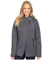 The North Face Haldee Insulated Parka Tnf Dark Grey Heather Women's Coat Gray