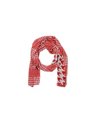 Altea Oblong Scarves Red