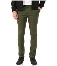 Rvca Stapler Twill Pant Forest Men's Casual Pants Green