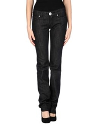 S.O.S By Orza Studio Denim Pants Black