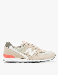 New Balance 696 In Sand