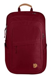 Fjall Raven Men's Fjallraven 'Raven 28L' Backpack Red Redwood