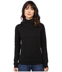G Star Moemi Slim Hooded Sweater Black Women's Sweater