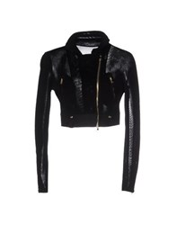 Atos Lombardini Coats And Jackets Jackets Women Black