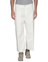 U Ni Ty Trousers Casual Trousers Men Ivory