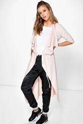 Bella Waterfall Midi Duster