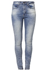 Just Female Stroke Slim Fit Jeans Blue