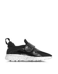 Carven Black Running Sneaker