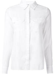 Ag Jeans 'The Ace' Shirt White