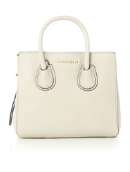 Coccinelle Celly Neutral Mini Tote Bag Neutral