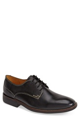 Sandro Moscoloni 'Olsen' Plain Toe Derby Men Navy