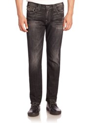 True Religion Geno Relaxed Fit Stretch Jeans Black