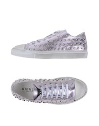Gienchi Footwear Low Tops And Trainers Women Lilac