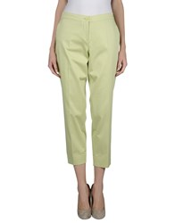 Etro Trousers Casual Trousers Women Acid Green