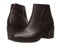 Gentle Souls Blakely Merlot Leather Women's Shoes Brown