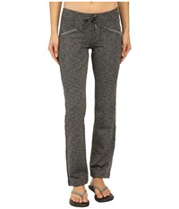 Kuhl M Va Zip Pants Dark Heather Women's Casual Pants Gray