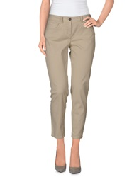 Dkny Pure Casual Pants Sand