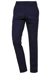 Filippa K Liam Trousers Hope Dark Blue