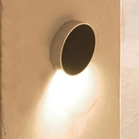 Vibia Alpha Round Sconce