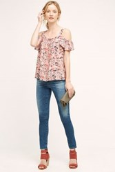 Anthropologie Ag Middi Ankle Jeans Tinted Denim 24 Pants