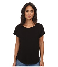 Culture Phit Karyn Short Sleeve Comfy Top Black Women's Clothing
