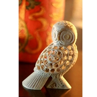 Novica Mother Owl Sculpture Decorative Accents Cost Plus World Market