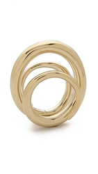 Maiyet Triple Loop Ring