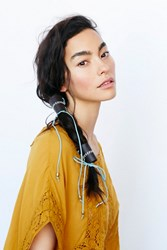 Free People Leather Pony Cuff Duo