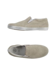 Fred Mello Low Tops And Trainers Beige