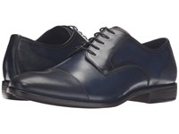 Steve Madden Pasage Navy Men's Lace Up Casual Shoes