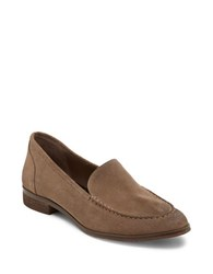 Dolce Vita Demir Suede Loafers Taupe