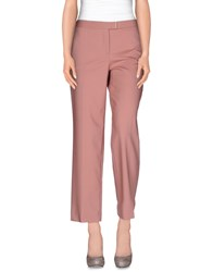 Salvatore Ferragamo Trousers Casual Trousers Women Pastel Pink