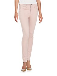 Rag And Bone Skinny Jeans Distressed Rose