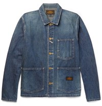 Neighborhood Wahed Denim Jacket Mid Denim