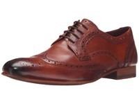 Ted Baker Gryene Tan Leather Men's Lace Up Wing Tip Shoes