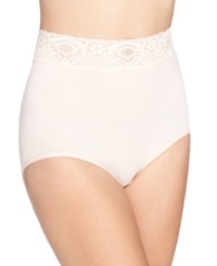 Bali Lacy Skimp Skamp Brief 2744 Mocha Mist