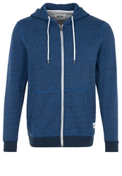 Only And Sons Tracksuit Top True Navy Mottled Blue