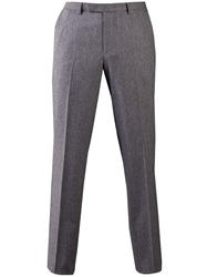 Sand Straight Fit Trouser Grey