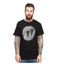 O'neill Underworld Short Sleeve Screens Impression T Shirt Black Men's T Shirt
