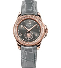 Thomas Sabo Glam And Soul Grey And Rose Three Hand Watch