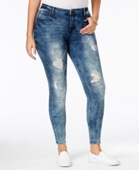 Celebrity Pink Body Sculpt By Trendy Plus Size The Slimmer Skinny Jeans Salinas