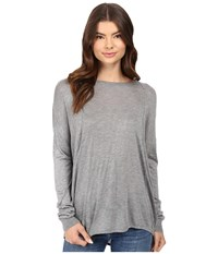 Bench Canvass Long Sleeve Sweater Stormcloud Marl Women's Sweater Gray