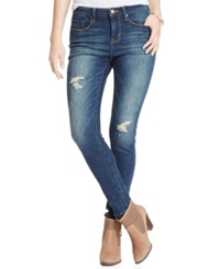 American Rag Ripped Skinny Jeans Only At Macy's Taryn Wash