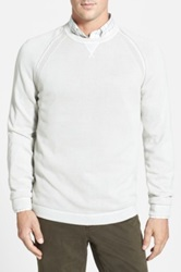 Tommy Bahama Beachcomber Crew Pullover White