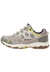 Jack Wolfskin Mtn Attack 5 Hiking Shoes Green Guacamole Sand