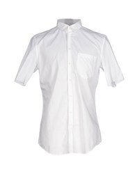 Dandg Shirts Shirts Men White